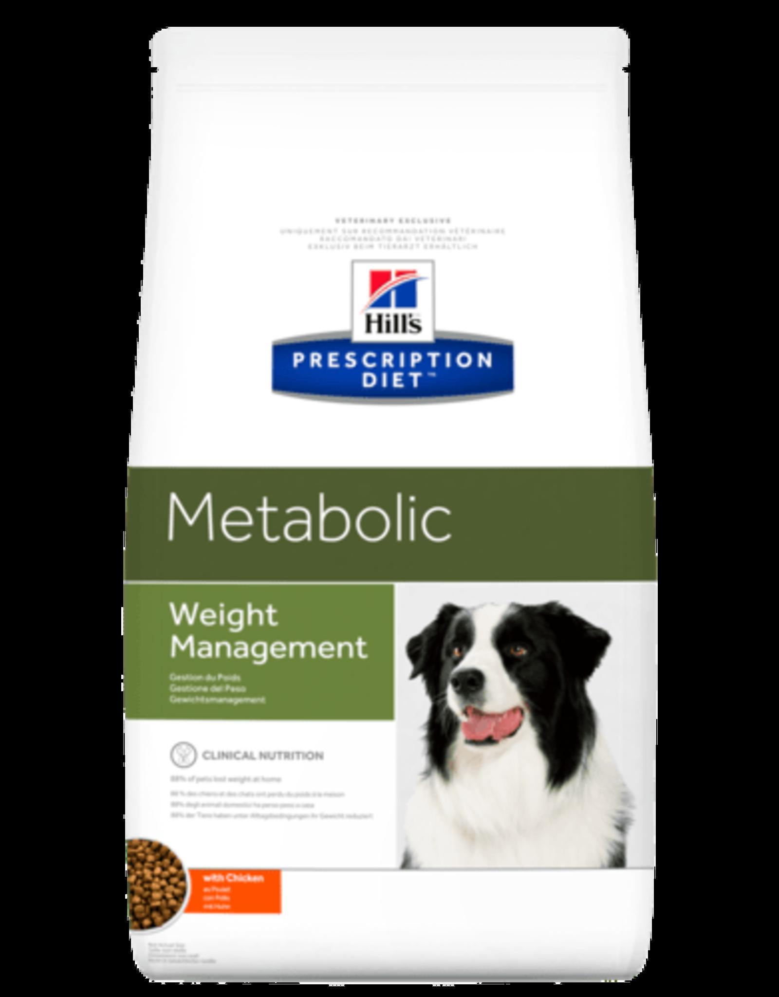 Hill's Hill's Prescription Diet Metabolic   Hund 1,5kg