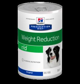 Hill's Hill's Prescription Diet R/d Chien 12x350gr