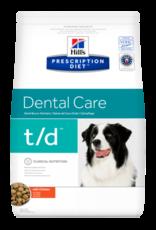 Hill's Hill's Prescription Diet T/d Hund 3kg