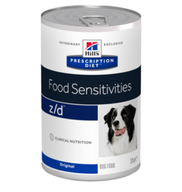 Hill's Hill's Prescription Diet Z/d Ultra Allergen-free Hund 12x370gr