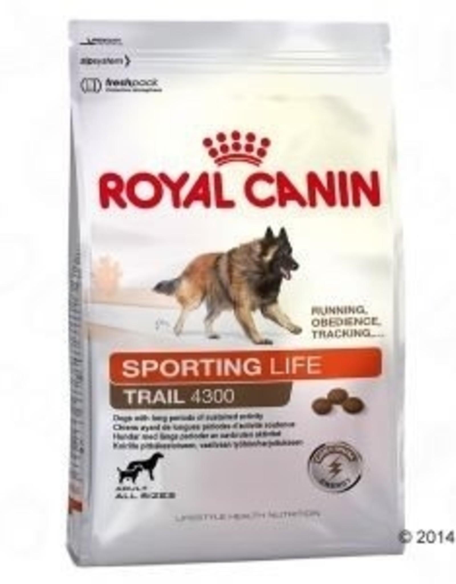 Royal Canin Royal Canin Uls Sporting Life Trail 4300 15kg