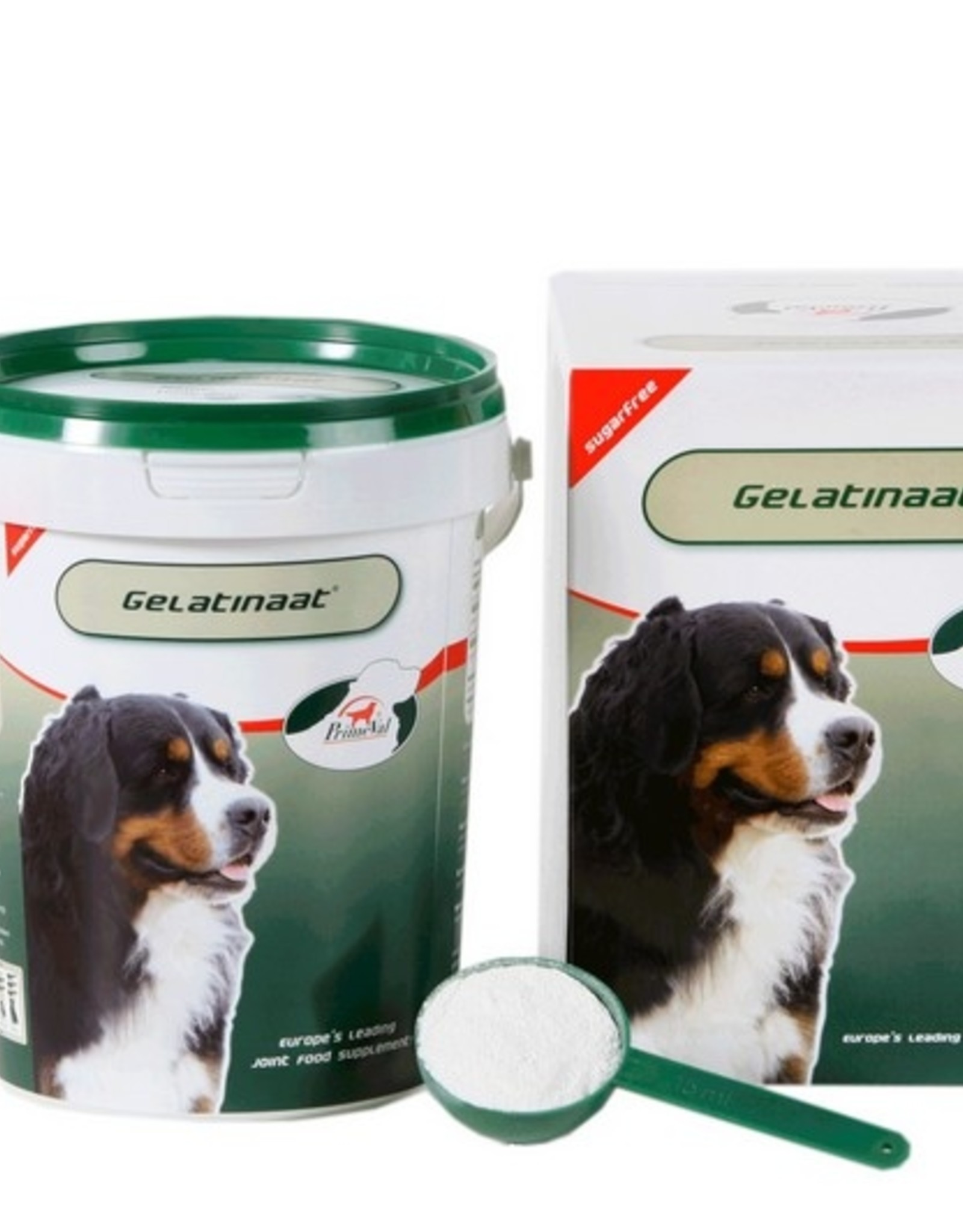 Primeval Dog Gelatinate 500gr