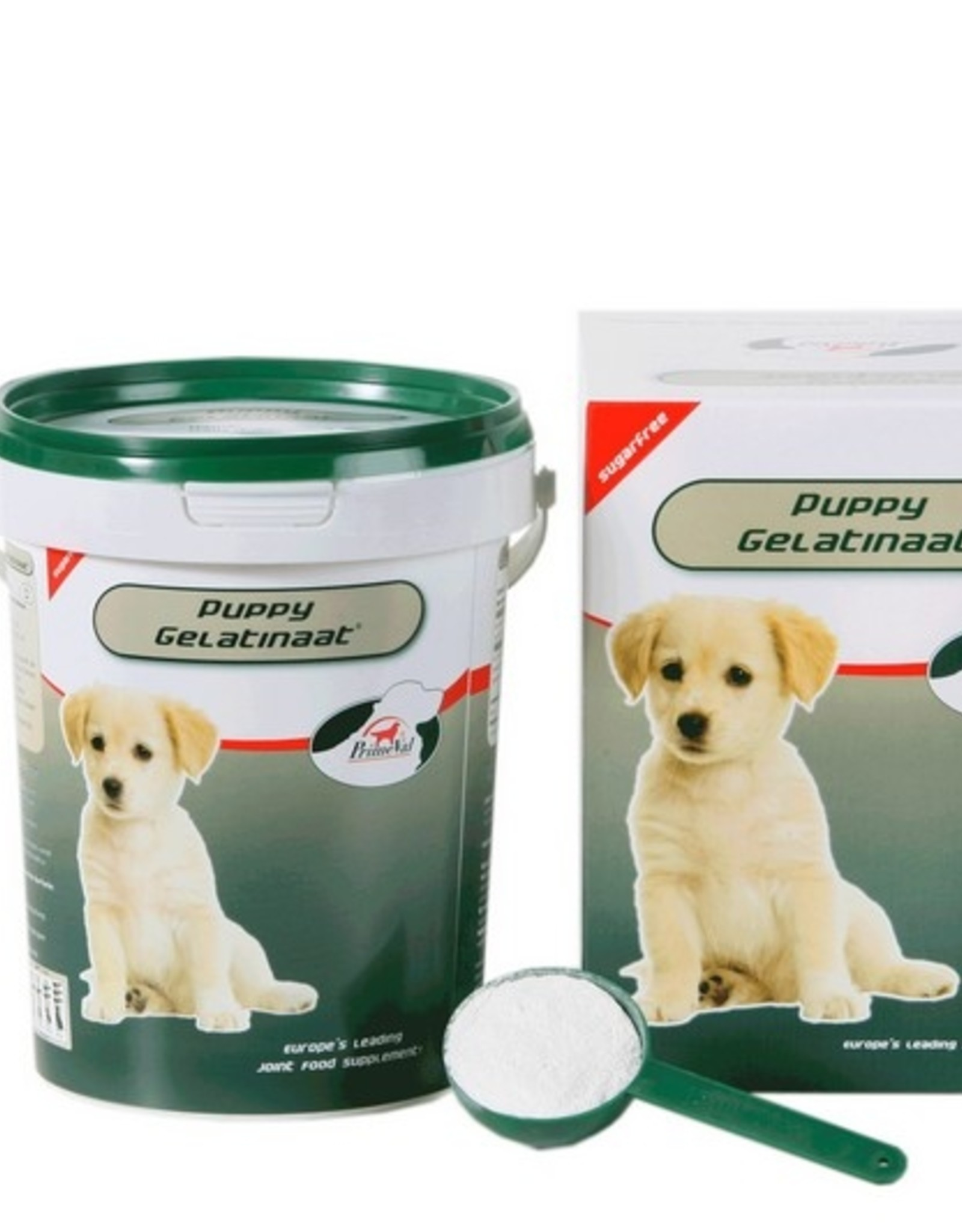 Primeval Dog Gelatinate Puppy 350gr