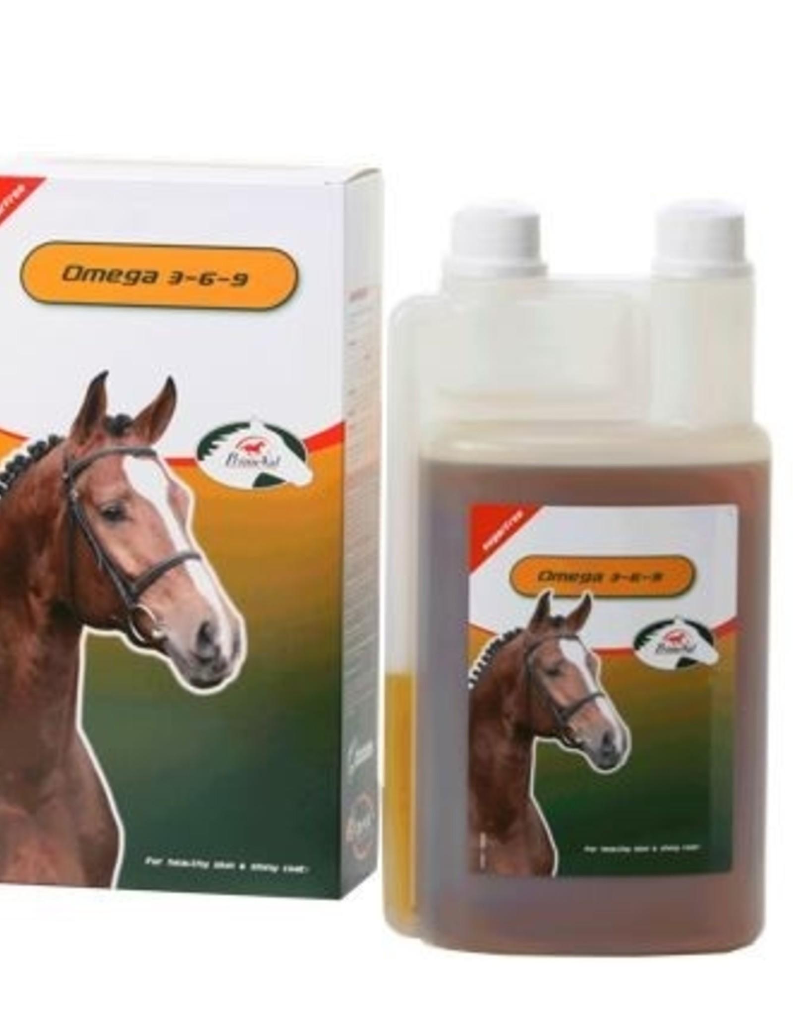 Primeval Pferd Omega 3-6-9 1l