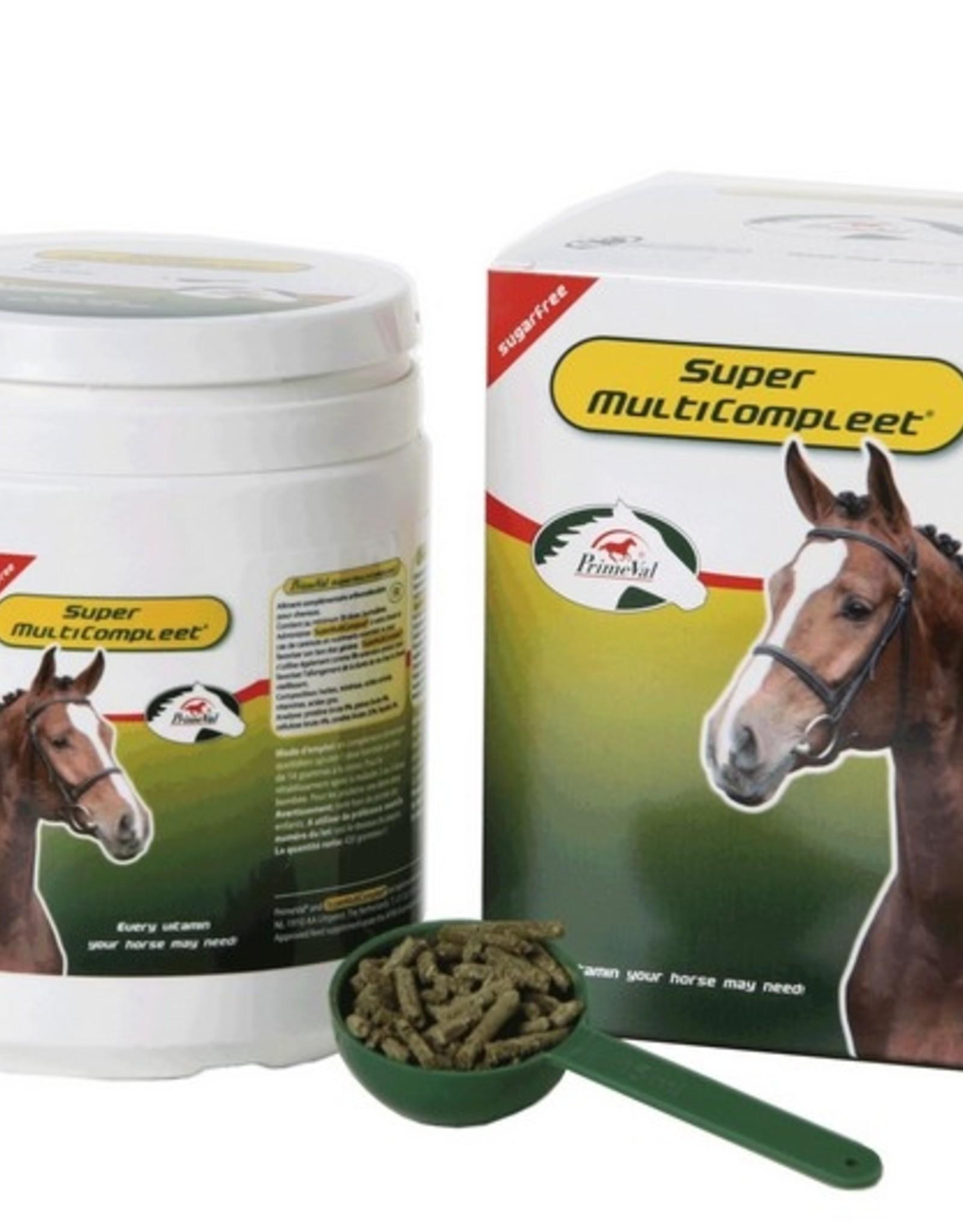 Primeval Paard Super Multi Compleet 420gr