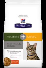 Hill's Hills Metabolic / Urinary Katze 4kg