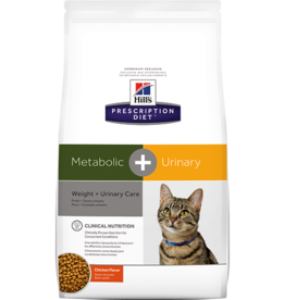 Hill's Hills Metabolic / Urinary Katze 4kg