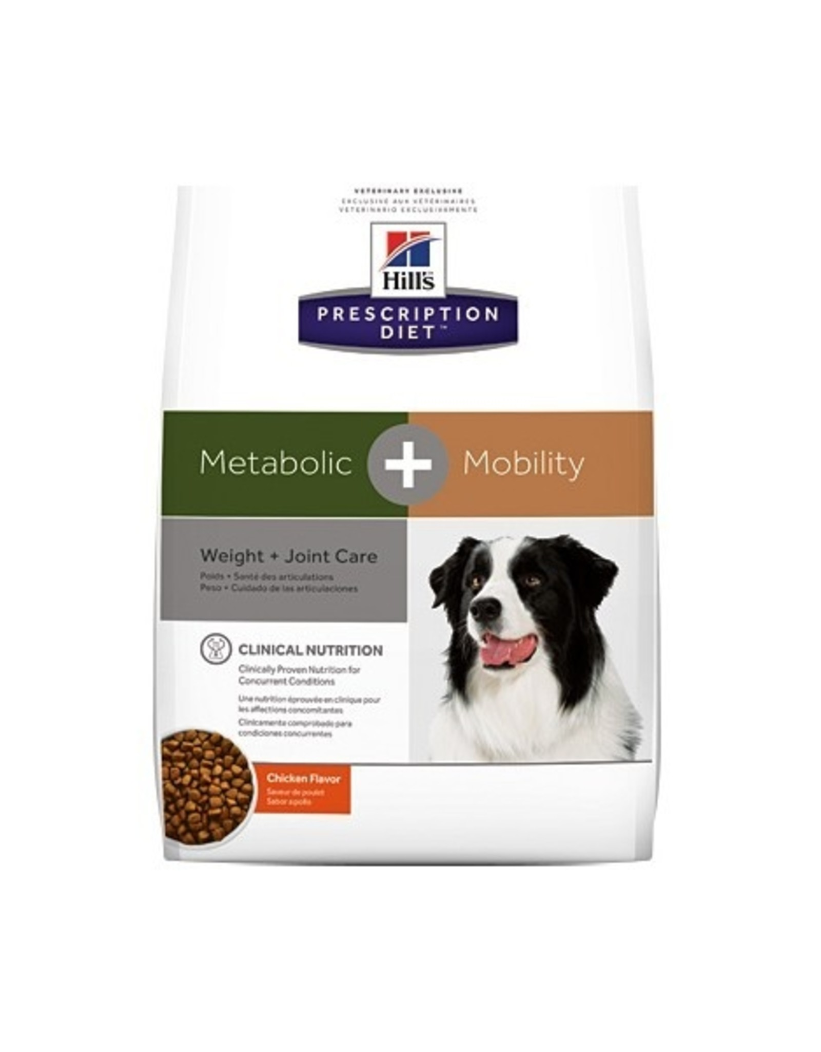 Hill's Hills Metabolic / Mobility Hond 4kg