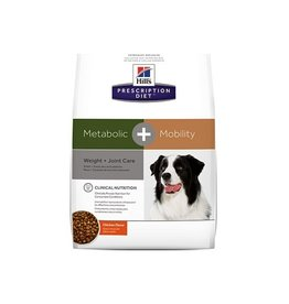 Hill's Hills Metabolic / Mobility Canine 4kg