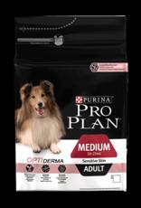 Pro Plan Adult Medium Sensitive Skin Optiderma Hond 14kg