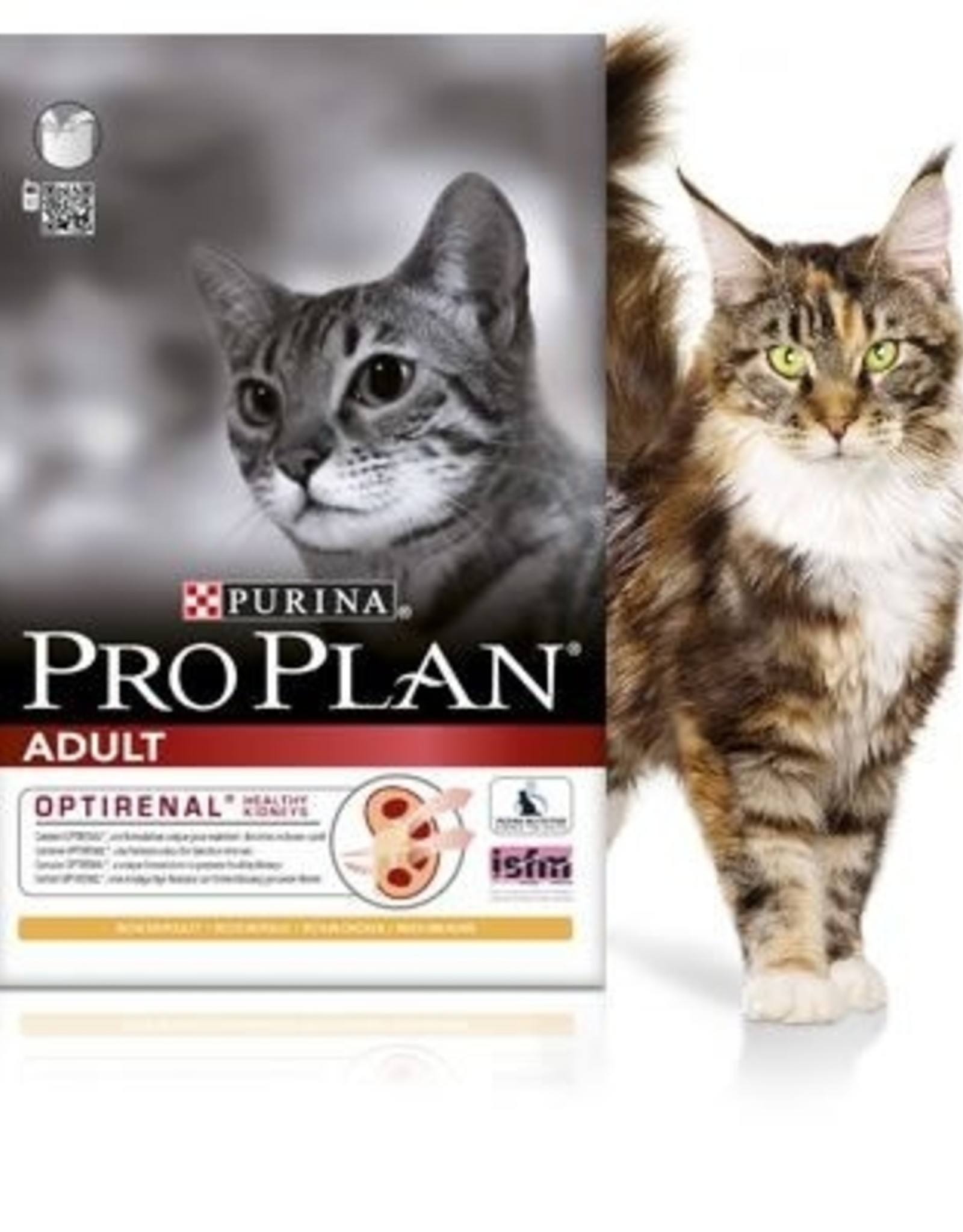 Pro Plan Adult Feline Poulet Riz 10kg