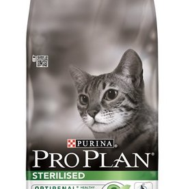 Pro Plan Adult Katze Lachs Reis Sterilised 10kg
