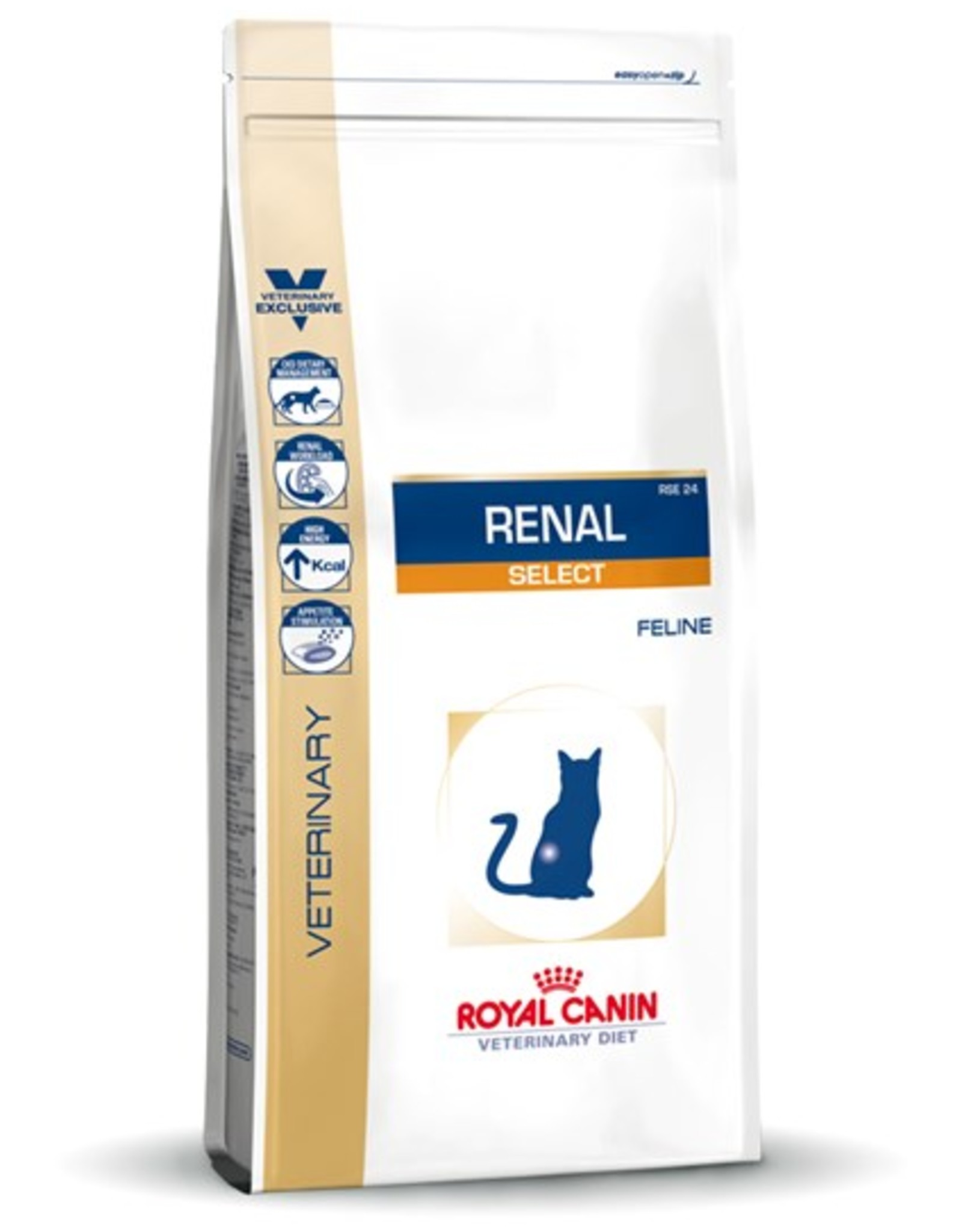 Royal Canin Royal Canin Vdiet Renal Select Chat 4kg