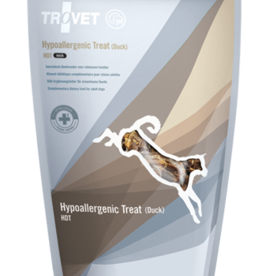 Trovet Canine Hdt Hypoallergenic Treat Duck Neck 200g