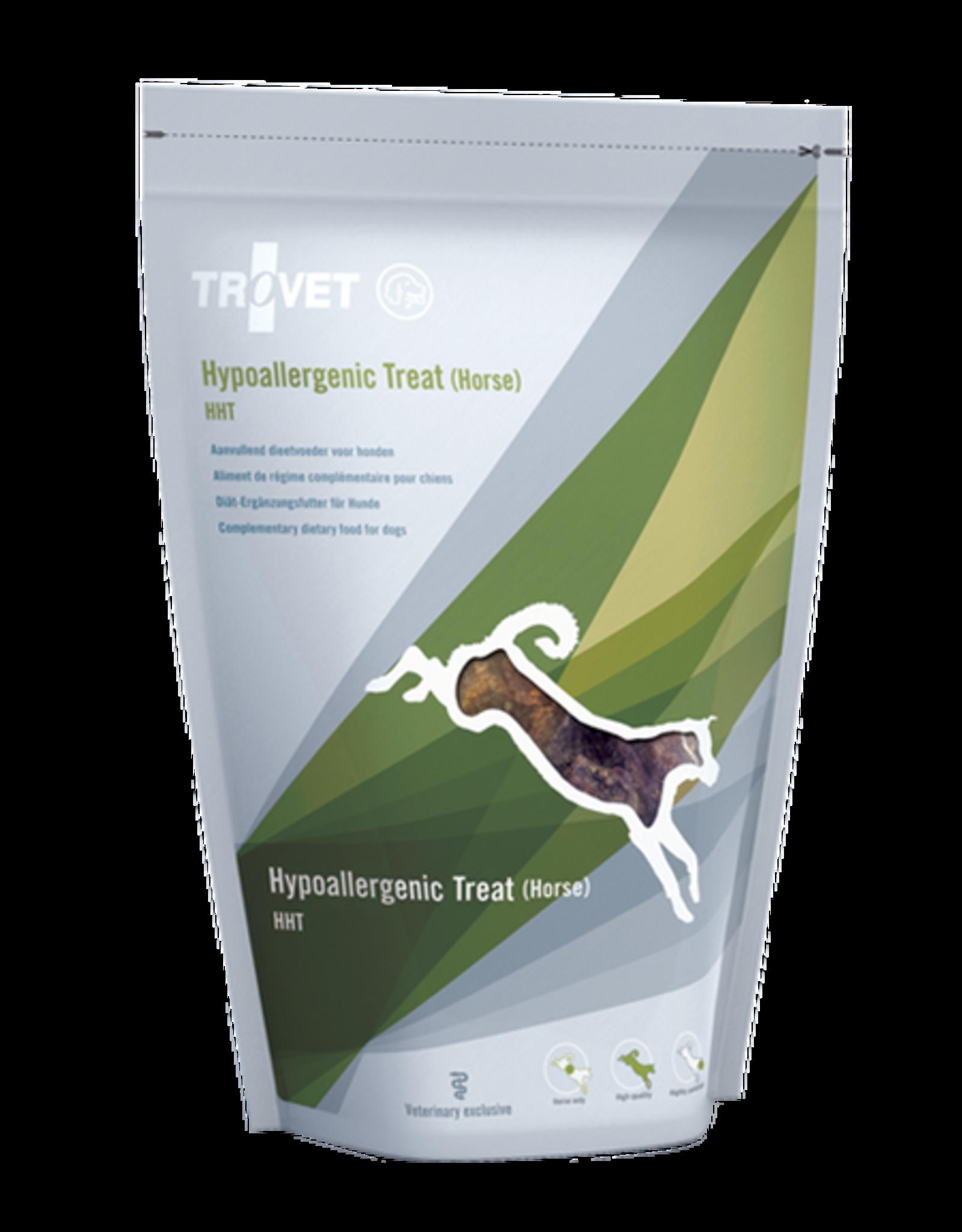 Trovet Trovet Canine Hht Hypoallergenic Treat Horse 250g