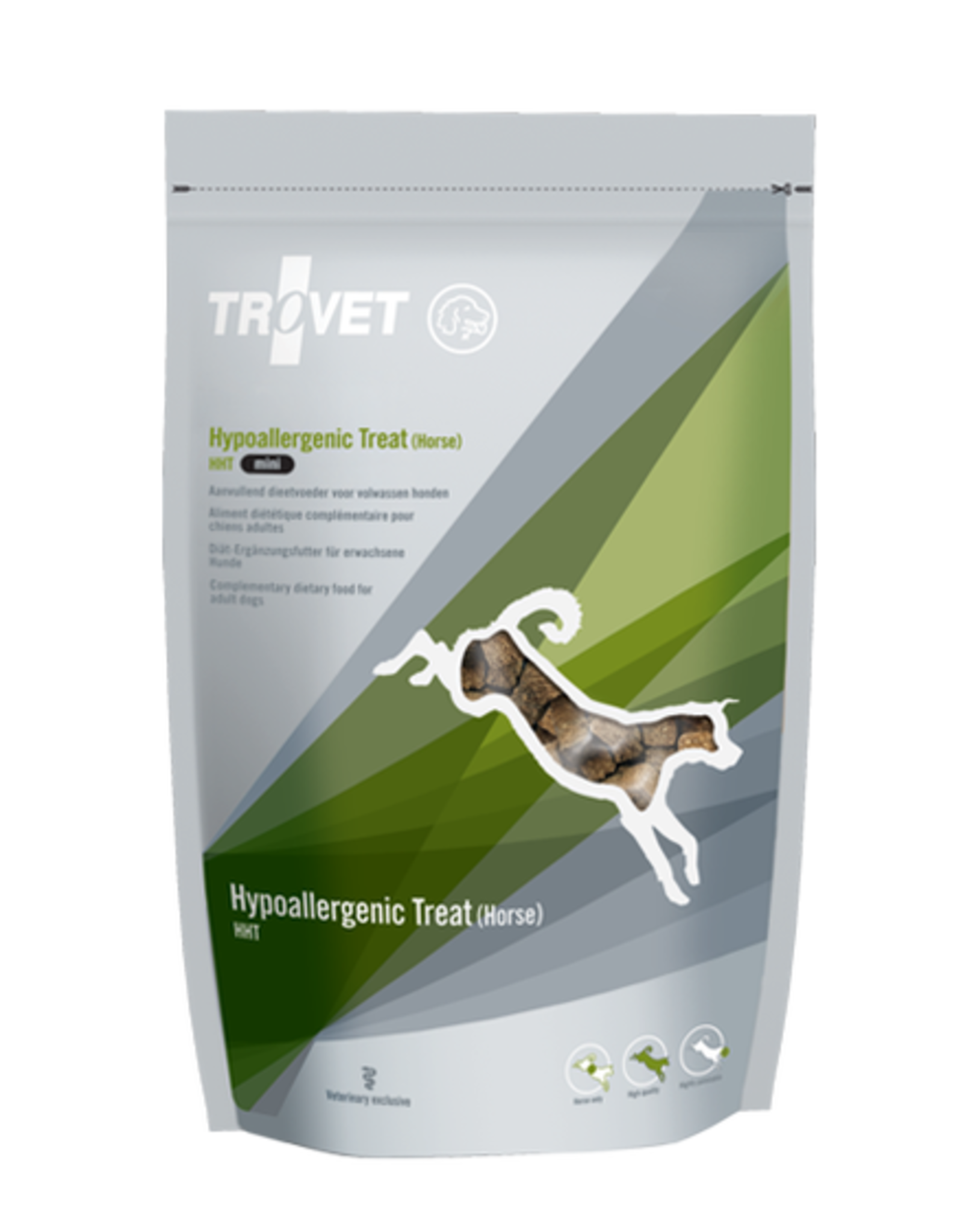 Trovet Trovet Canine Hht Hypoallergenic Treat Horse Mini 125g