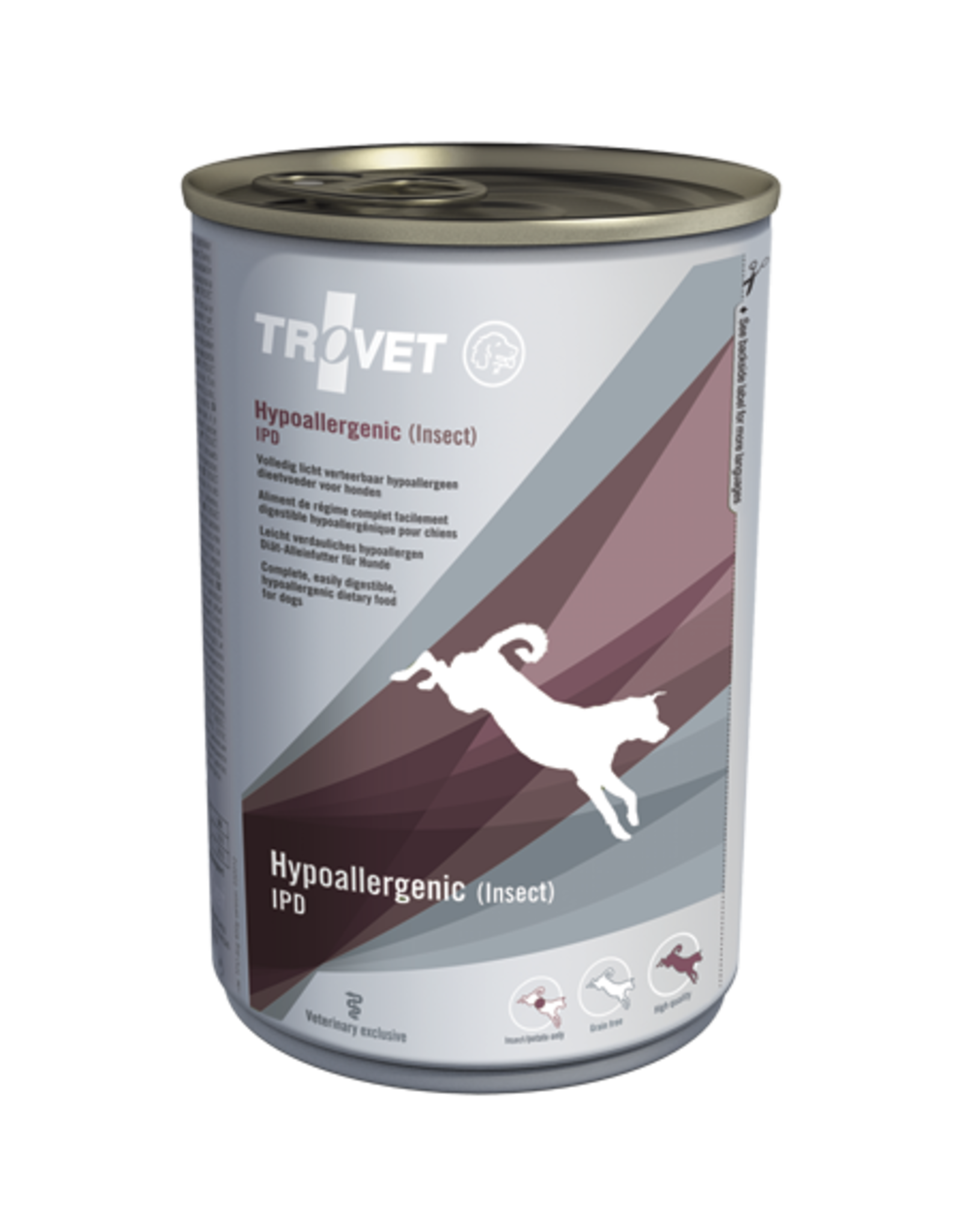 Trovet Trovet Canine Ipd Hypoallergenic Insect 6x400g