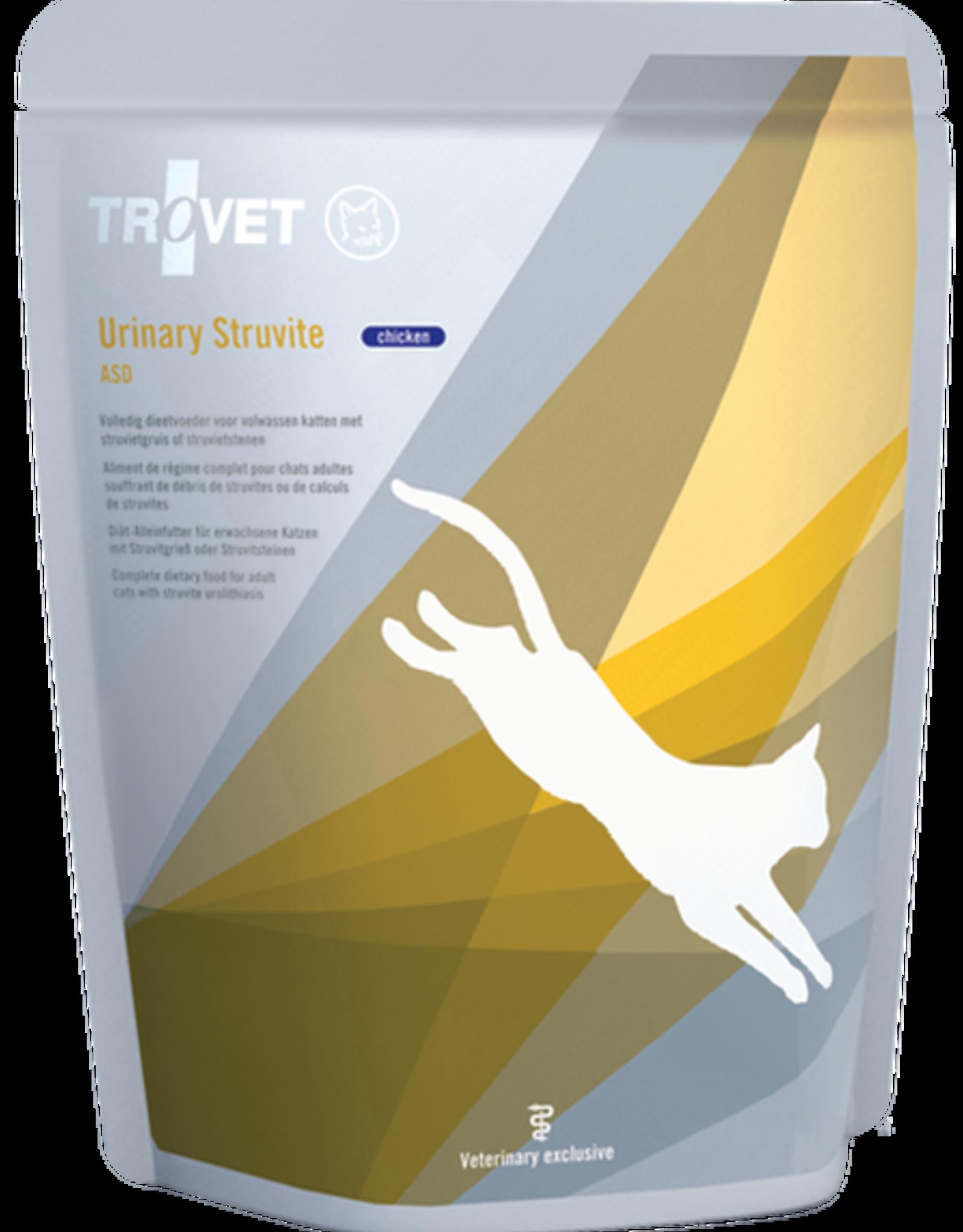Trovet Feline Asd Urinary Struvite Chicken Pouch 24x85g