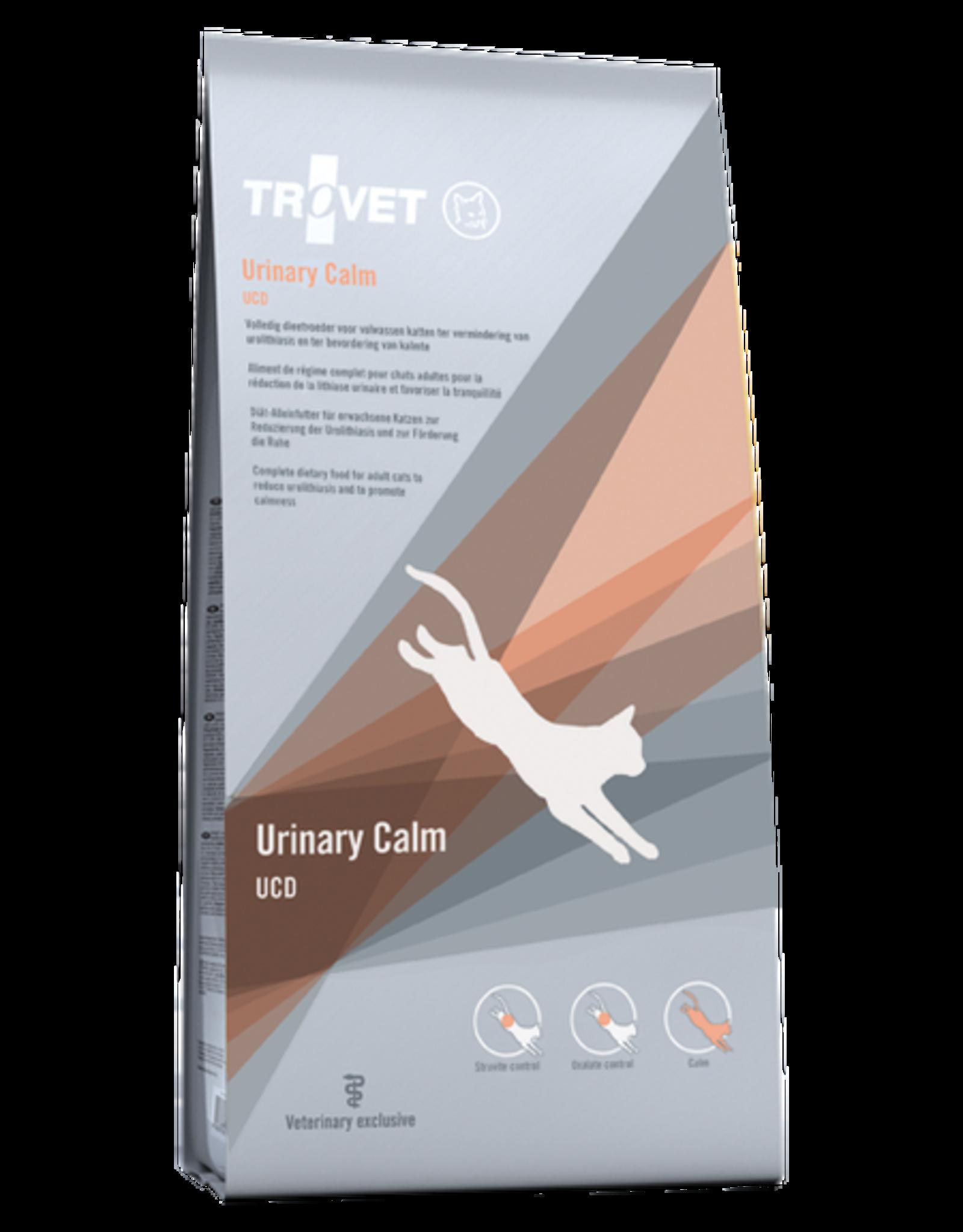 Trovet Trovet Feline Ucd Urinary/calm 10kg