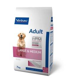 Virbac Virbac Hpm Hund Adult Large/medium Breed 7kg