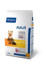 Virbac Virbac Hpm Hund Adult Small Breed/toy 7kg