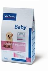 Virbac Virbac Hpm Chien Baby Large/medium Breed 3kg