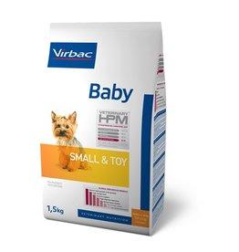Virbac Virbac Hpm Chien Baby Small Breed/toy 3kg