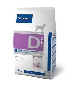 Virbac Virbac Hpm Chien Dermatology Support D1 3kg