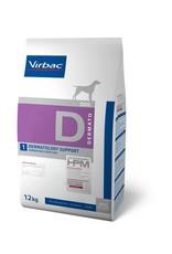 Virbac Virbac Hpm Dog Dermatology Support D1 12kg