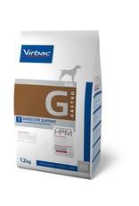 Virbac Virbac Hpm Hond Digestive Support G1 12kg
