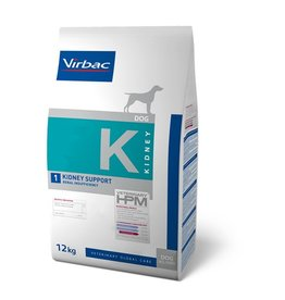 Virbac Virbac Hpm Dog Kidney Support K1 12kg
