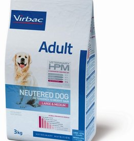 Virbac Virbac Hpm Dog Neutered Adult Large/medium Breed 3kg