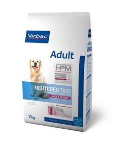 Virbac Virbac Hpm Hund Neutered Adult Large/medium Breed 7kg