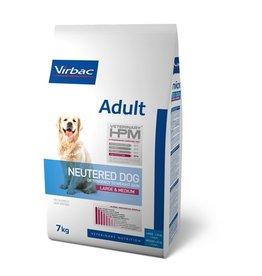 Virbac Virbac Hpm Hund Neutered Adult Large/medium Breed 12kg