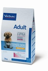 Virbac Virbac Hpm Dog Neutered Adult Small Breed/toy 1,5kg