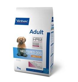 Virbac Virbac Hpm Chien Neutered Adult Small Breed/toy 7kg