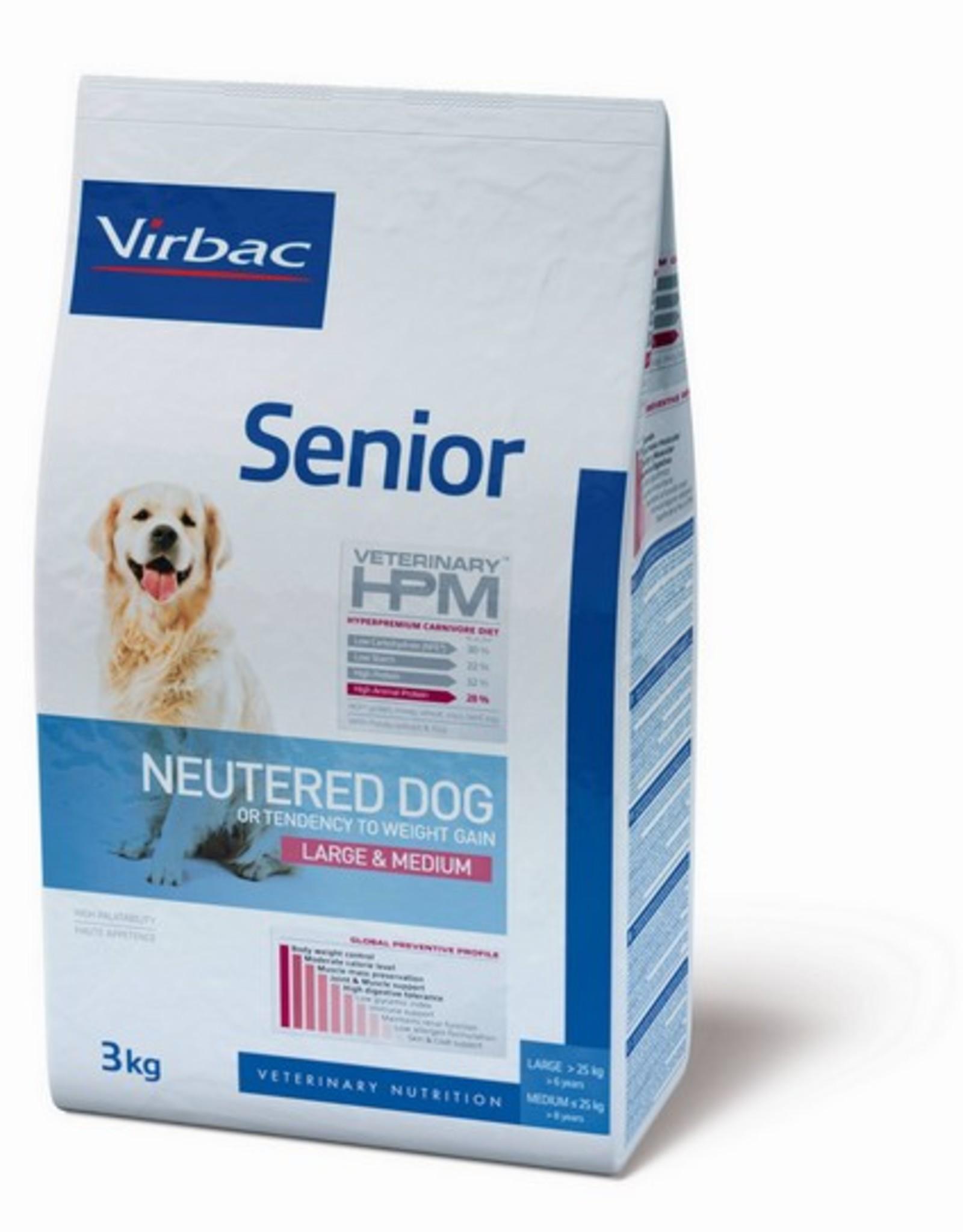 Virbac Virbac Hpm Hond Neutered Senior Large/medium Breed 3kg