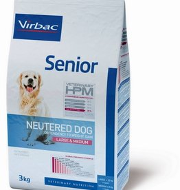 Virbac Virbac Hpm Chien Neutered Senior Large/medium Breed 3kg