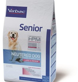 Virbac Virbac Hpm Hund Neutered Senior Large/medium Breed 7kg