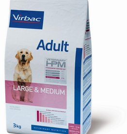 Virbac Virbac Hpm Hond Senior Large/medium Breed 3kg