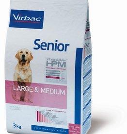 Virbac Virbac Hpm Hond Senior Large/medium Breed 12kg