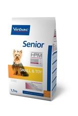 Virbac Virbac Hpm Hund Senior Small Breed/toy 1,5kg