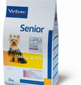 Virbac Virbac Hpm Hond Senior Small Breed/toy 3kg