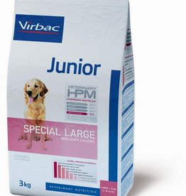 Virbac Virbac Hpm Hund Special Large Junior 3kg