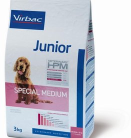 Virbac Virbac Hpm Chien Special Medium Junior 3kg