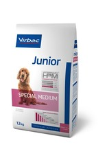 Virbac Virbac Hpm Dog Special Medium Junior 12kg