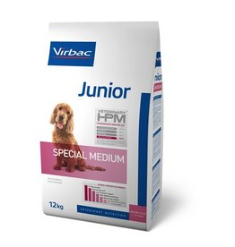 Virbac Virbac Hpm Chien Special Medium Junior 12kg