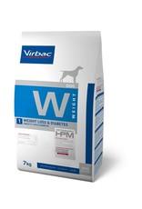 Virbac Virbac Hpm Hond Weight Loss/diabetic W1 7kg