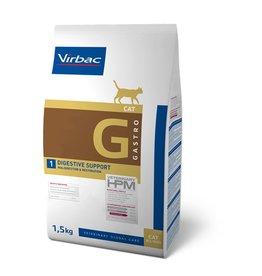 Virbac Virbac Hpm Kat Digestive Support G1 1,5kg