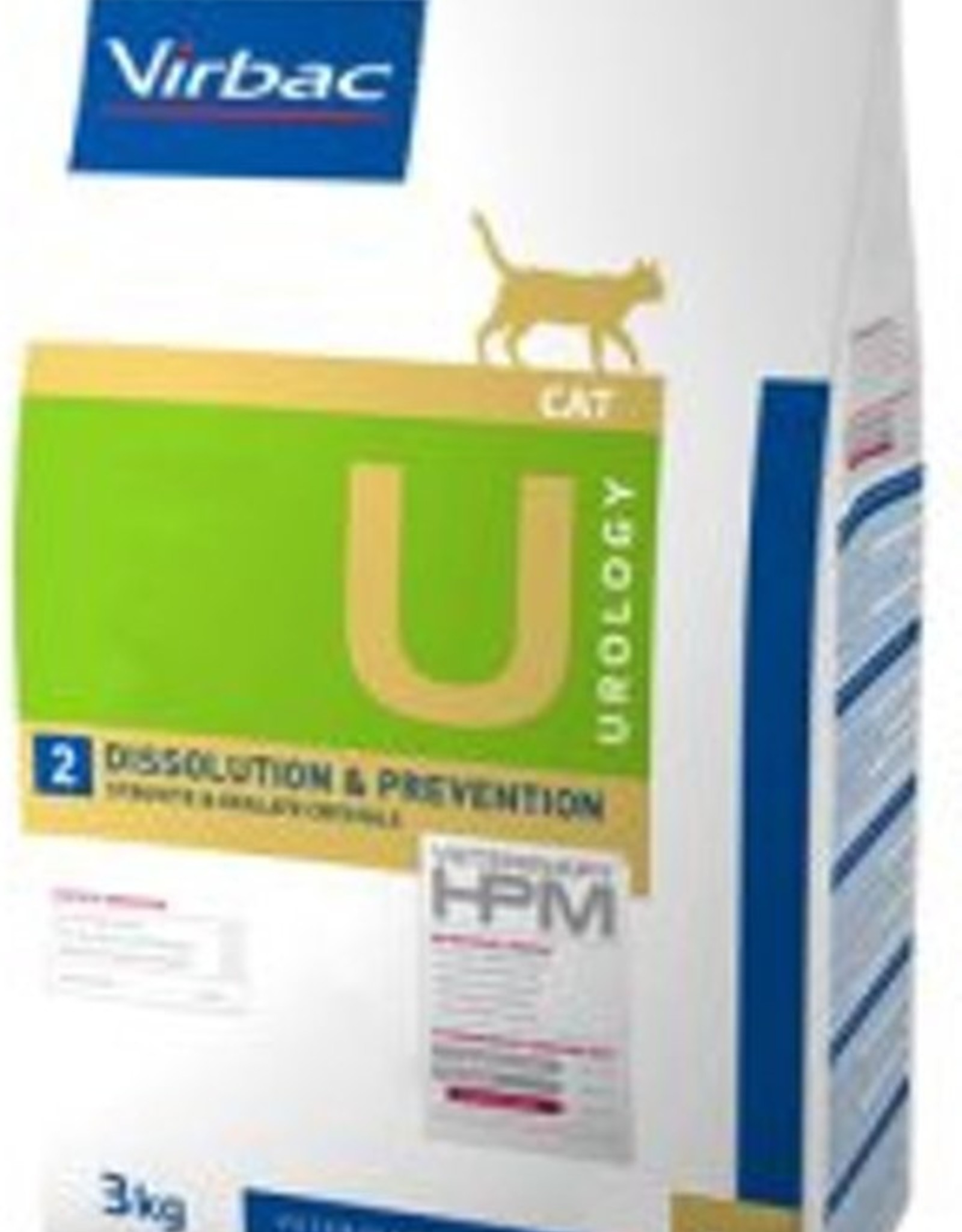 Virbac Virbac Hpm Cat Dissolution/prevention U2 3kg